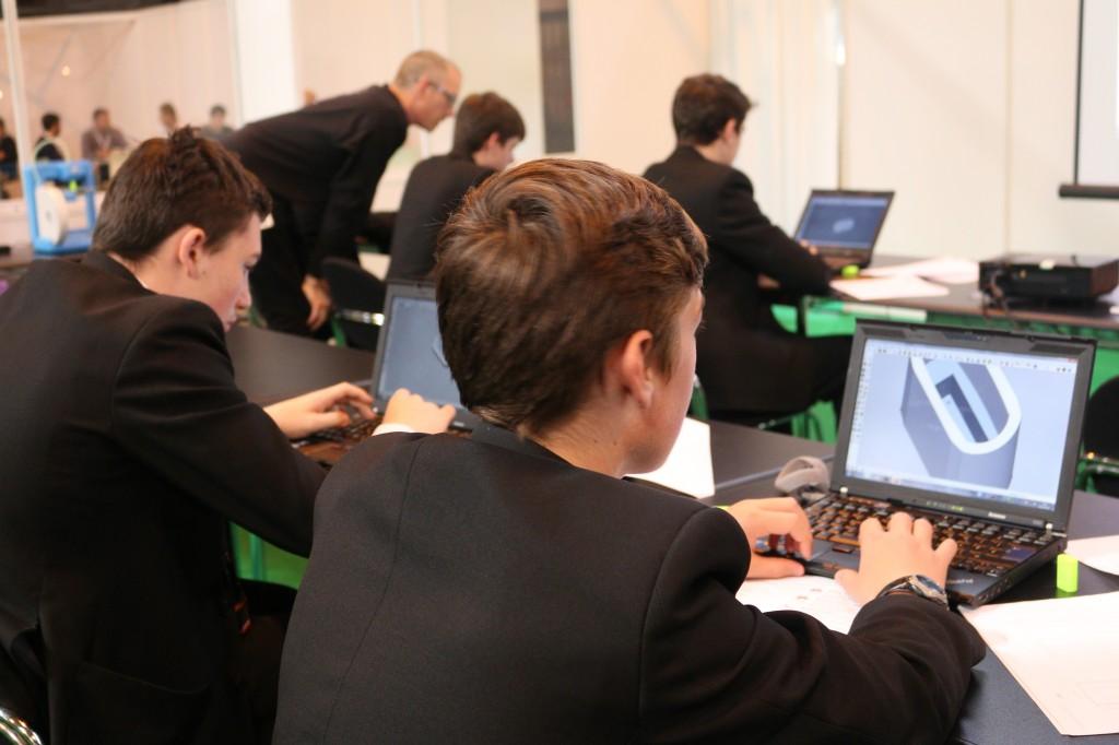 BCA3d printing in schools