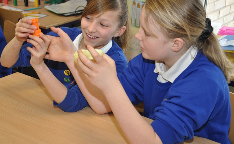 UK's Youngest Smart Designers – 3D Printing for primary schools
