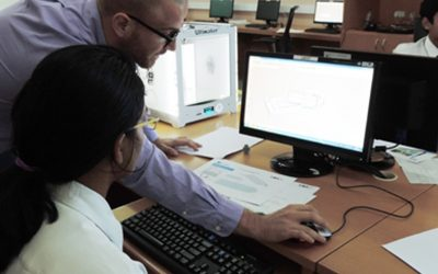 GEMS school lead 3D Printing in Middle East