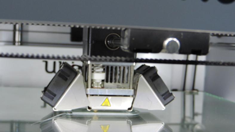 GEMS 3d printing BCA 3D Vinci