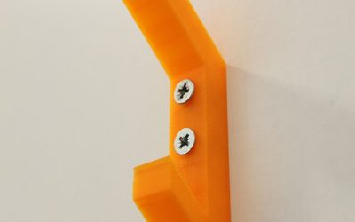 Maker Project of the Week: Coat peg