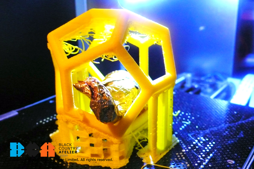 Black country atelier 3D printing teacher tip of the week