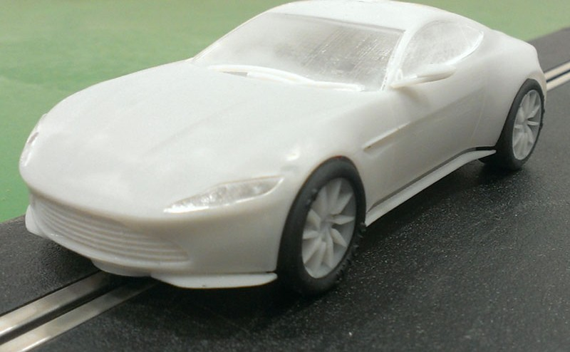 Industry Insight A Design Career At Scalextric And The Aston Martin