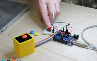 MAKER PROJECT OF THE WEEK: CODING WITH COLOURED SMARTIES
