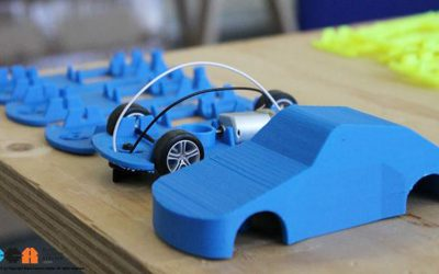 How to motivate your students by organising a 3D printing competition