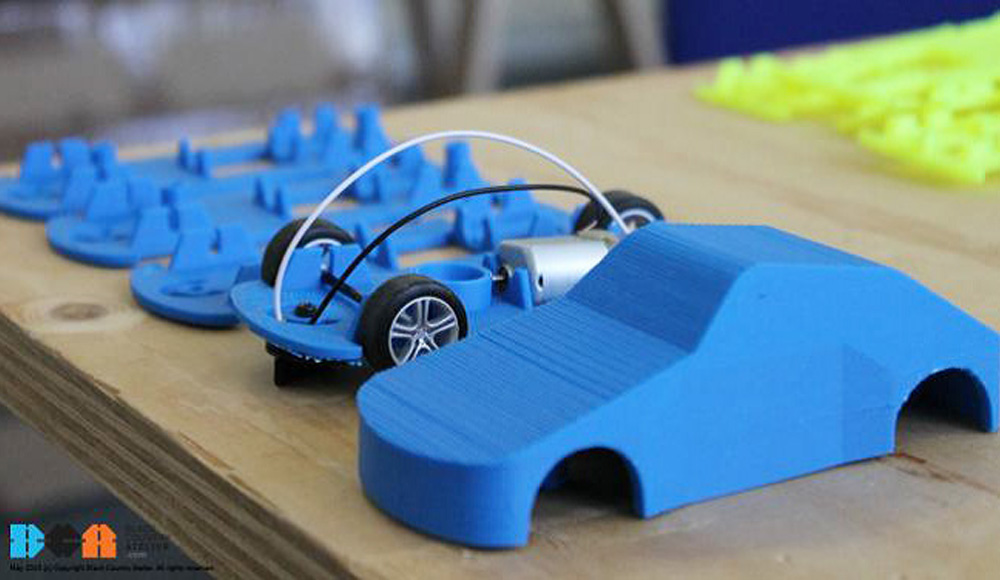 Favorito How to motivate your students by organising a 3D printing  DI76